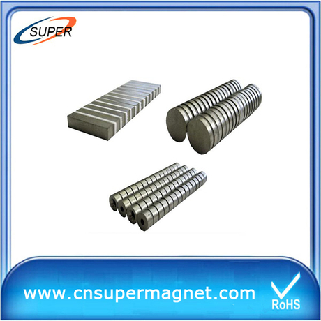 Hottest sale D15*2 mm Sintered SmCo Magnet