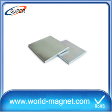 Large Strong Sintered Permanent NdFeB Magnet