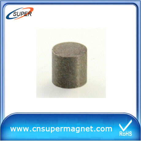 High Quality D8*10mm SmCo Permanent Magnet