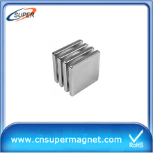 Hottest sale F50*33*3.5mm Neodymium Block Magnet