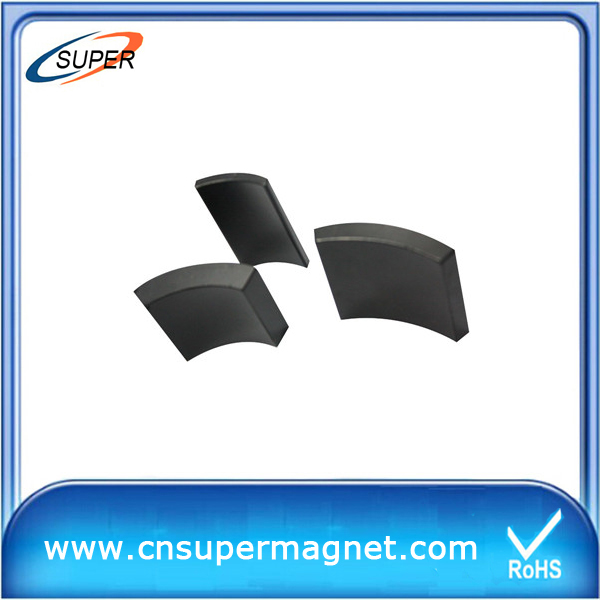 common Y35 arc ferrite magnets