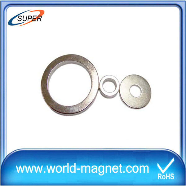 Customized High Quality Neodymium Ring Magnet