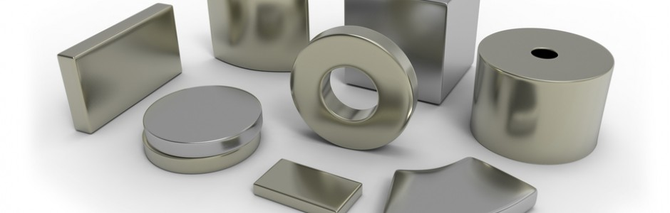SmCo Magnet With Arc/Ring/Disc/Block/Custom Shape