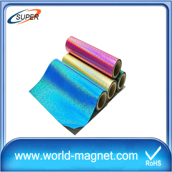 curtain with magnetic strip