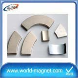 Rare earth arc Neodymium Magnet with hole for your best choice