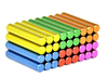 Wholesale magnetic sticks and balls colors magnetic bars and balls