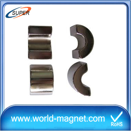 2016 N45 Arc Neodymium Magnets for Sale