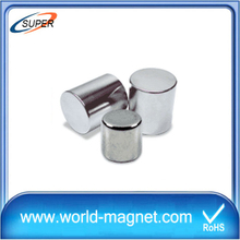 Strong N42 Permanent Neodymium Cylinder Magnet