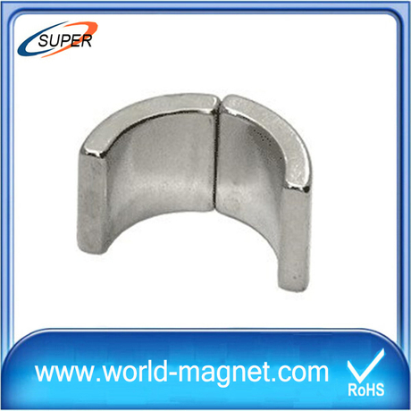 High Quality Arc Neodymium Magnets for Generator